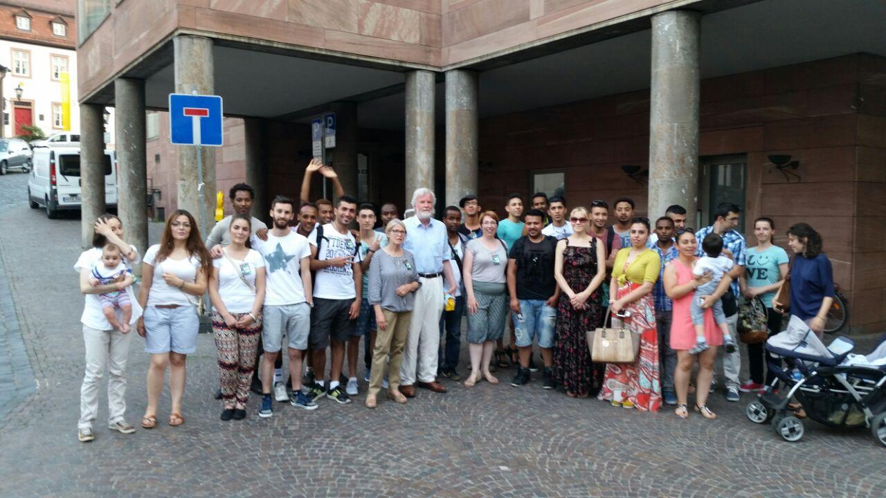 Migranten und Kultur Aschaffenburg 1