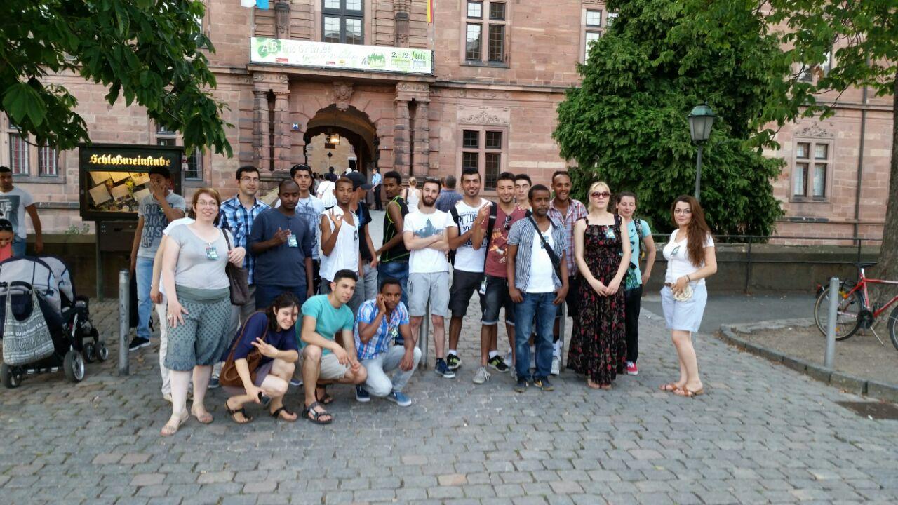 Migranten und Kultur Aschaffenburg 2